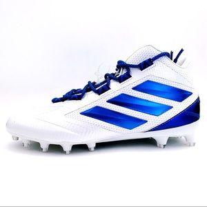 🆕 Adidas Freak Carbon Mid Football Cleats Blue
